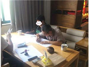 【新空间装饰】签单篇........感谢凤凰天成汪总及家人的信任!