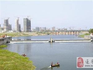 遂平:天蓝地绿水净空气清新