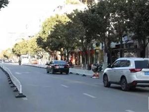 """转发提醒!驻马店市区道路上的这种""""车位""""不能停车,否则会被贴罚单!"""