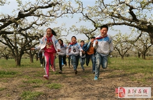 美高梅注册县沟东梨园景区获评省级乡村旅游和休闲农业示范区