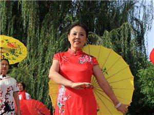 旗袍秀――旗袍古典美与美女现代美的结合