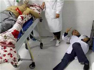 栾川68岁老医生累倒在抢救室,这张照片让人看了心疼...