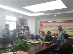 澄城县委巡察办前来合阳县考察学习