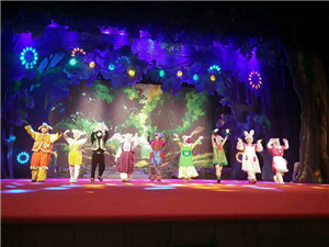 合阳提线木偶戏儿童队赴长春演出圆满成功