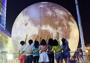 据说,史上最大月亮就要现身齐河了!