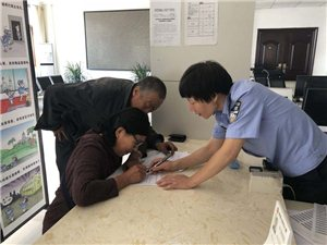 合阳县公安局出入境管理大队深化管理改革 推动窗口服务提质增效