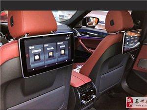 宝马新5系3系7系X1X5X6专用后排娱乐系统改装车载头枕电视显示屏