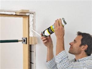 南京室内装修,安装门套有缝隙该怎么处理? 教你一招轻松解决!