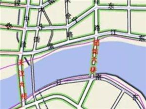 团结大桥、金牛大桥、熊猫大桥到底在汉中哪?