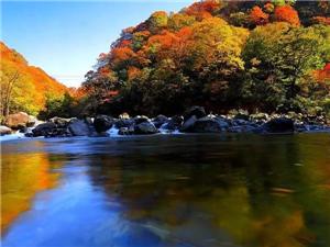 正式授牌!光雾山-诺水河地质公园被批准为世界地质公园
