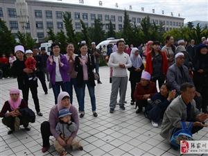 """""""新市民健康行――――――天水在行动""""张家川接力仪式圆满成功"""