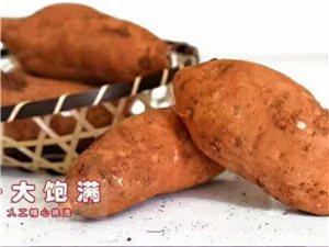 建水的红薯富含硒和铁是人体必要元素8月底到10月大量上市