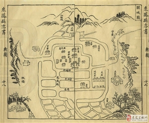 金沙国际娱乐官网县城历史上的九次战火