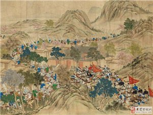 正规博彩官方网址县城历史上的九次战火