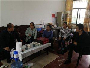 团县委领导中秋节看望慰问西农研究生支教团