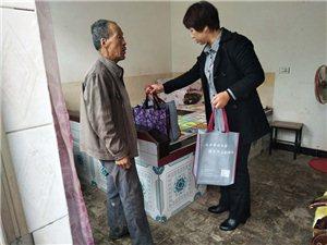 """合阳县政府办扎实开展脱贫攻坚""""两对两补""""工作"""