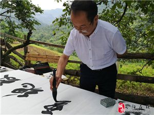 太极城画廊李忠林-刘家荣原创【旬阳县太极城文化研究会】