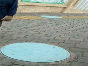 """澳门威尼斯人游戏官网县城市管理局关于对""""县医院马路边多处井盖被损坏""""问题的整改回复"""