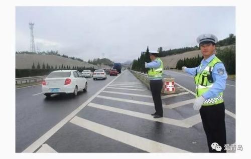 山东高速交警发布中秋出行锦囊;上午9至10时最拥堵