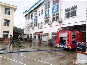 """南郑一校园出现多个马蜂窝,消防员上门""""一网打尽"""""""