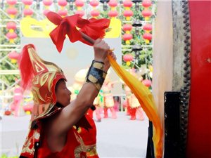 今天上午,首届中国农民丰收节德阳(广汉)分会场系列活动盛大开幕!