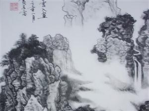 黄东雷水墨画创作及欣赏