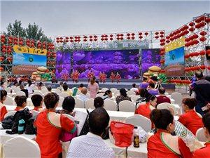 首届中国农民丰收节在我市如火如荼开展,丰富市民的物质文化生活