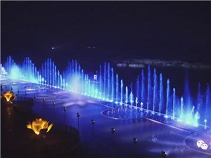 义县事早知道:十一北关音乐喷泉喷放时间已定