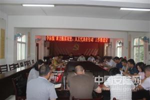 李店镇组织人大代表开展视察调研活动