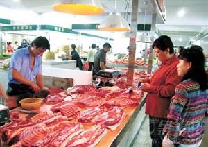 涉黑组织控制猪肉市场;逼得老人坐公交去邻镇买肉