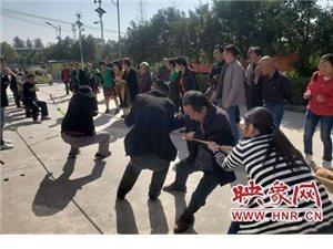 城关乡上集社区举办首届村民文化节 展村庄新风貌