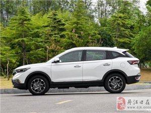 新一代AX7已到丹江口4S店,才119900元――129900元!