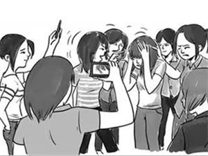儋州校园暴力视频一夜流传,事发2015年,家长已报警
