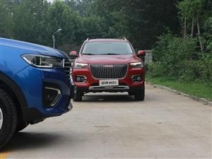 7万元高品质SUV  哈弗H2s风尚/智尚型惊爆上市