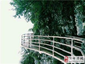 汉中南郑龙头山的传说