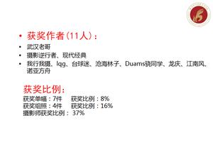 江夏摄影家协会第四期摄影月赛作品评析