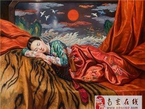 惟美无界—当代朝鲜油画精品巡展·南京