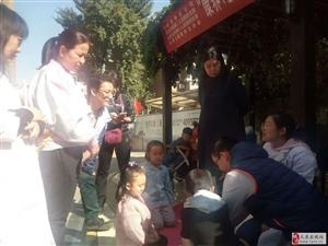 怡安居物业携手各大医院在小区举办健康进社区活动