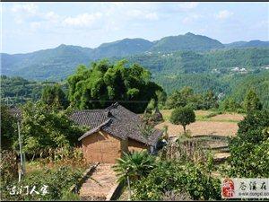 【苍溪】云峰镇铜鞍村的老院落【图】