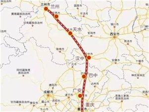 甘肃规划两条高铁,兰天汉与兰太哪条铁路建设更迫切?你怎么看?