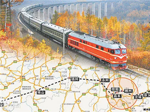 定了!新宁铁路终于来了,2020年开建!