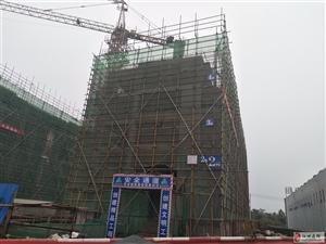 【圣庄园·东湖】10月楼盘最新工程进度!