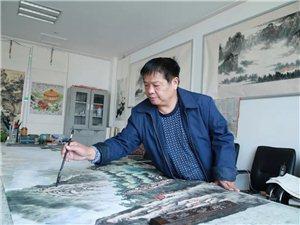 【身边】第4期:身残志坚!博兴这位残疾人的艺术人生……