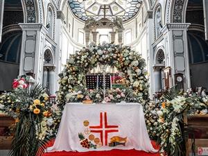 婚礼仪式之教堂婚礼篇