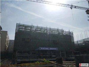 【盛玺花园】10月楼盘最新工程进度!