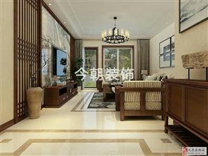 【今朝装饰】太原阳光揽胜300平米洋房