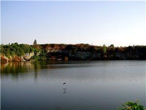 团山石料场遗址的秋天
