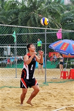 2018年海南省中学运动会沙滩排球赛暨大学生沙滩排球锦标赛纪实随影二
