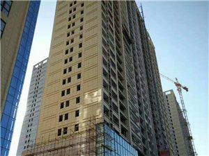 【绿洲·望嵩文化广场】10月楼盘最新工程进度!