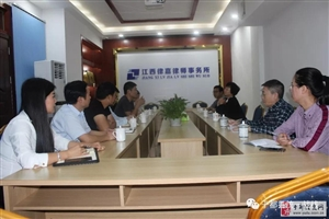 赣州市委统战部副部长黄声兰到金沙平台县调研新联会工作